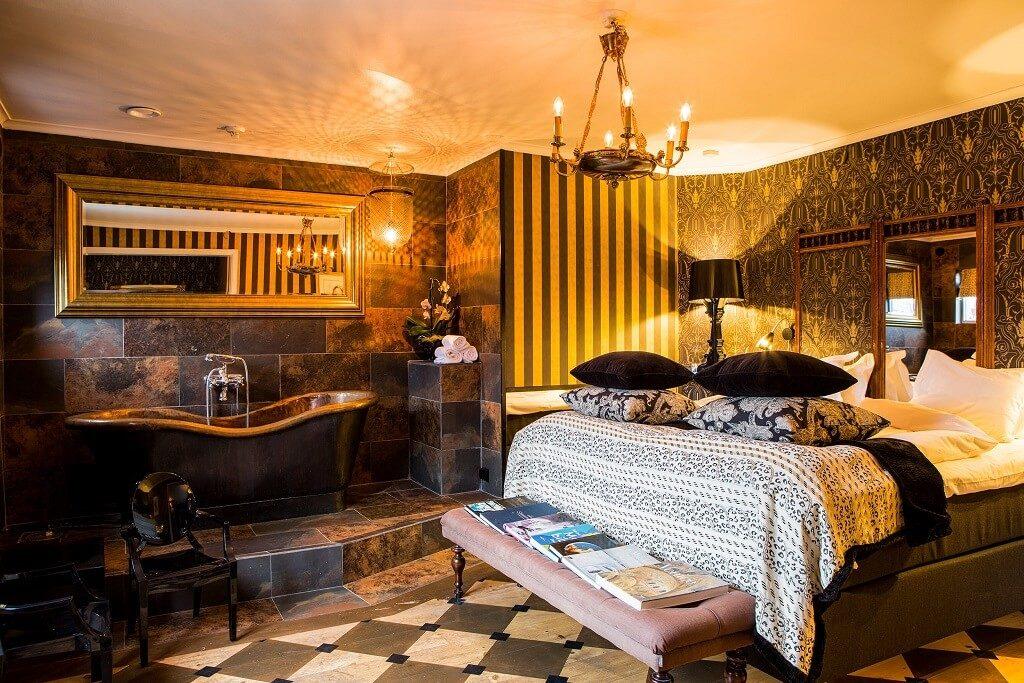 Bomans Hotel i Trosa - Gustaf Boman