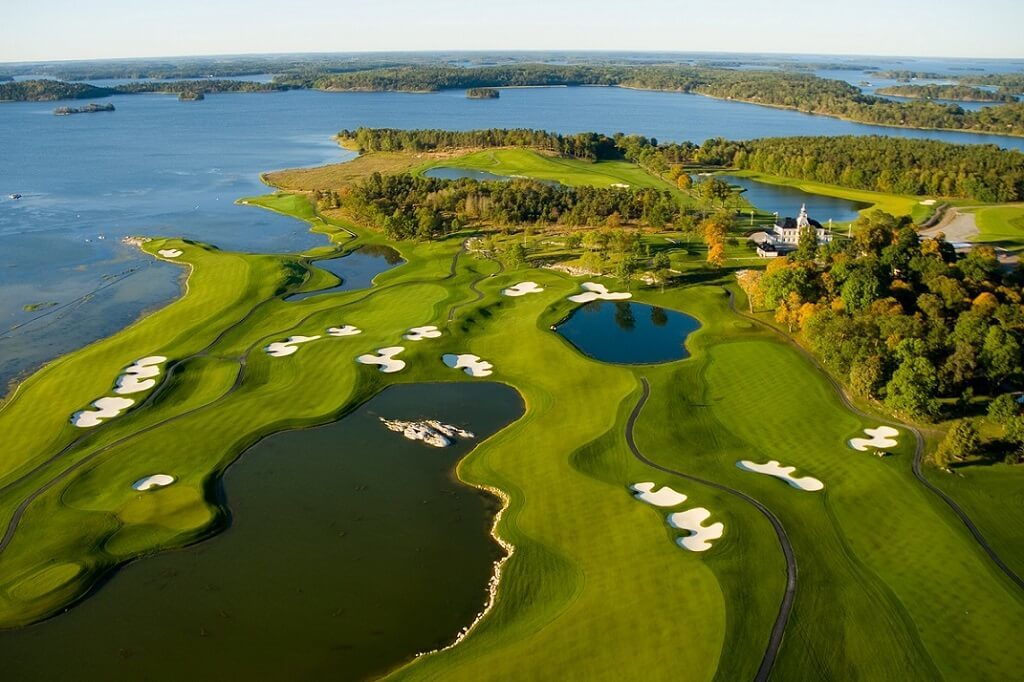 Friiberghs herrgård - Bro Hof Golfklubb