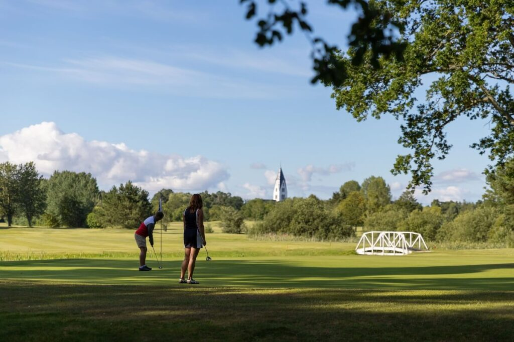 Golfpaket Gumbalde Resort