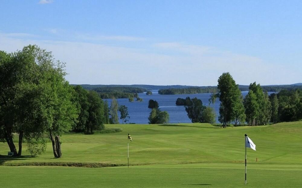 Hotell Vidöstern Värnamo - Golfpaket Sydöstra Sverige