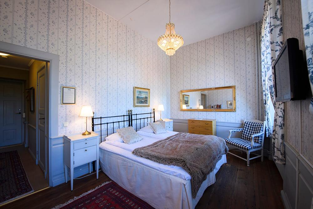 Stjärnholms Slott - Rum på slottet