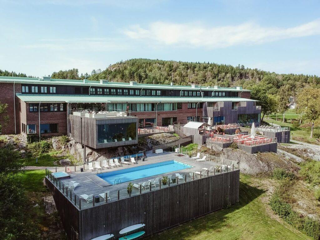 VANN Spa Hotell Konferens - Golfpaket Västra Sverige