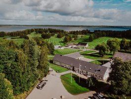 Golfpaket Skyrup Golf och Hotell