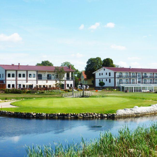 Golfresa Strelasund Golfpark – Tyskland
