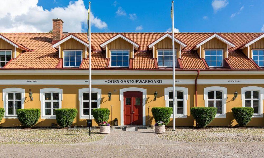 Höörs Gästgifwaregård - Golfpaket Skåne