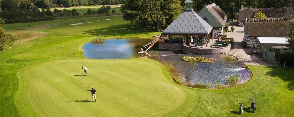 Golfpaket Araslöv Golf och Resort