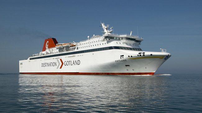 Ta färjan till Gotland!