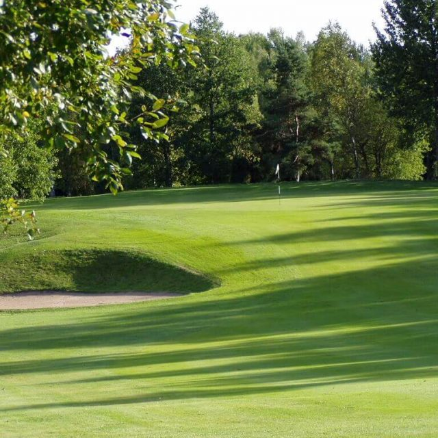 Golfpaket Finspångs Golfklubb