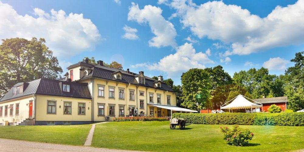 Golfpaket Hennickehammars Herrgård