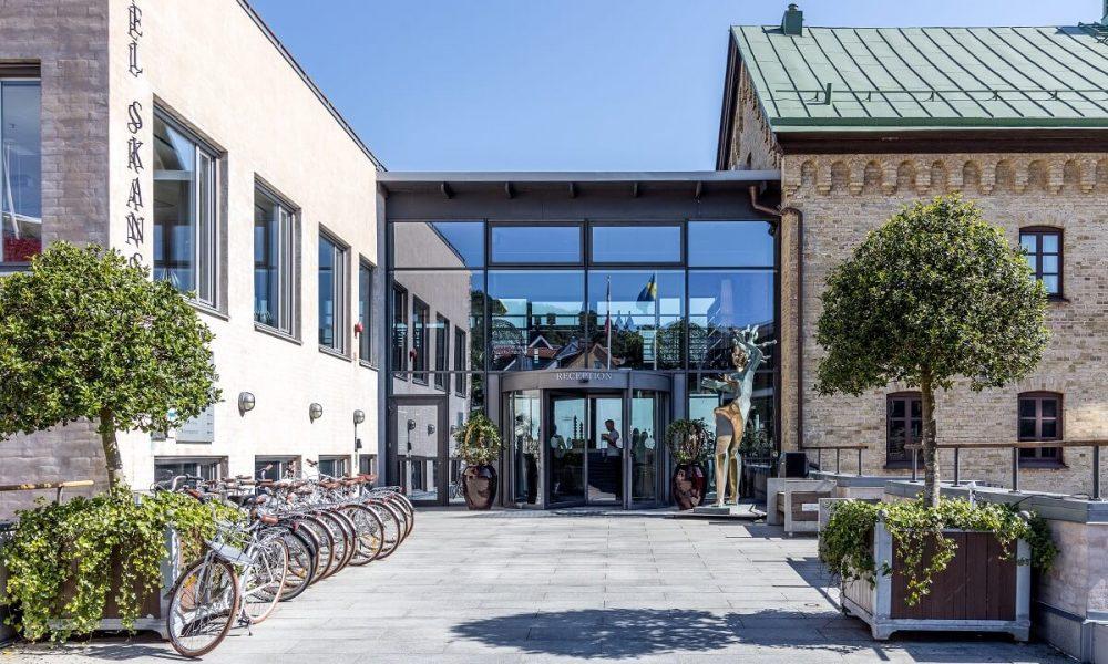 Hotell Skansen Båstad