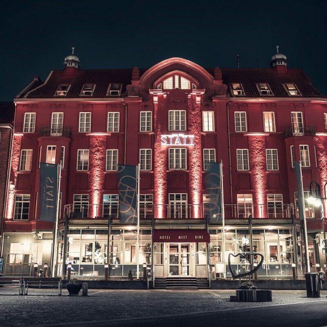 Hotel Statt Hässleholm