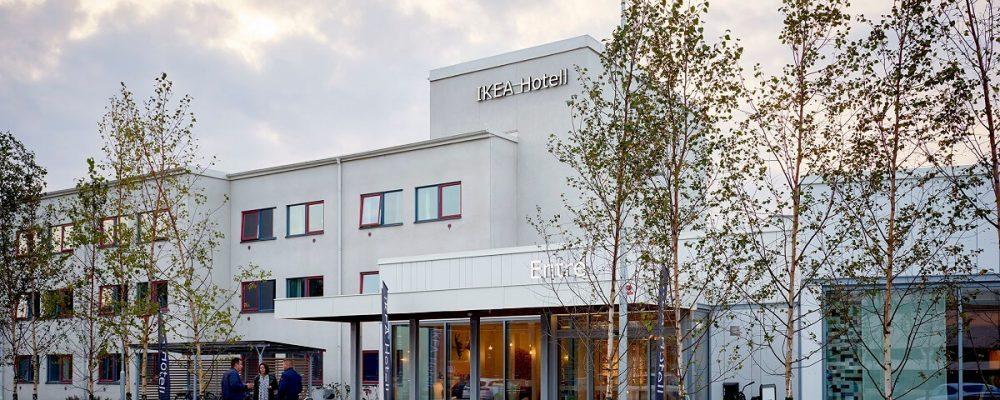 Golfpaket IKEA Hotell