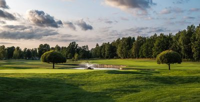 Landeryds Golfklubb - Norra Banan