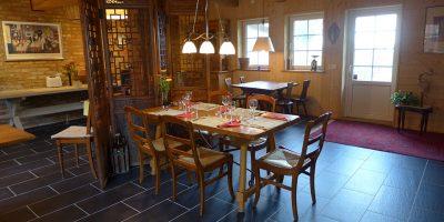 Lilla Trulla Gårdshotell - Restaurangen
