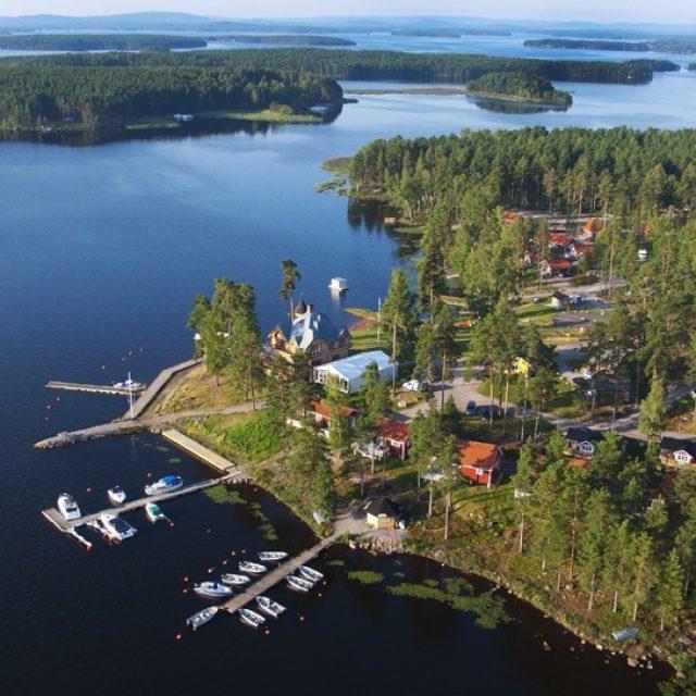 Golfpaket Främby Udde Resort