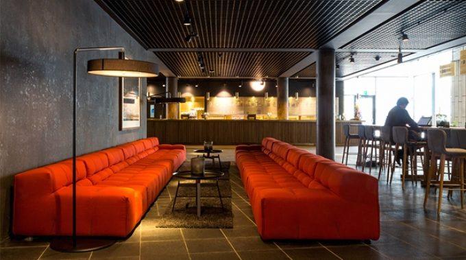 Clarion Hotel Congress Malmö Live - Livingroom