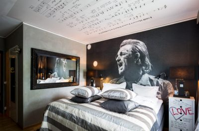 Bomans Hotel i Trosa - Chic room