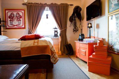 Bomans Hotel i Trosa - Dubbelrum Queen Size