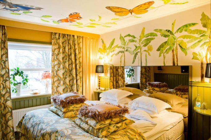 Bomans Hotel i Trosa - Lets go Bananas Dubbelrum Kingsize