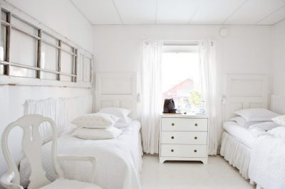 Bomans Hotel i Trosa - White Room