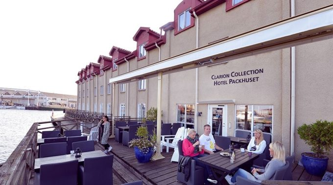 Clarion Collection Hotell Packhuset
