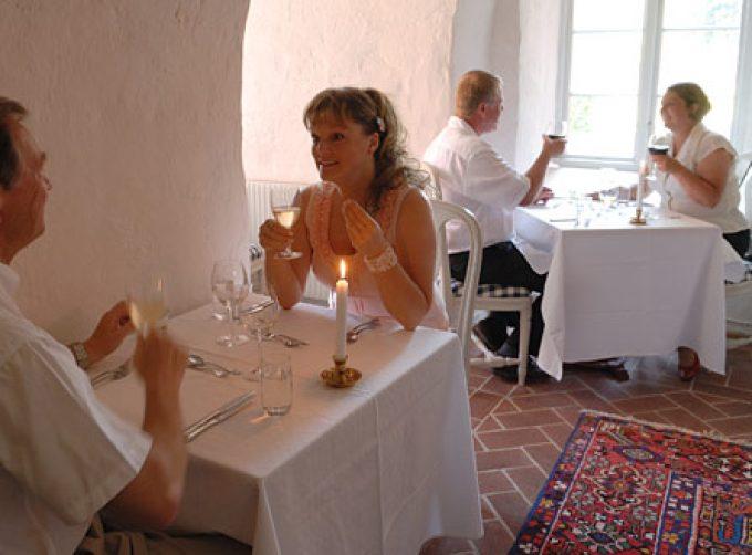 Stjärnholms Slott - Restaurangen