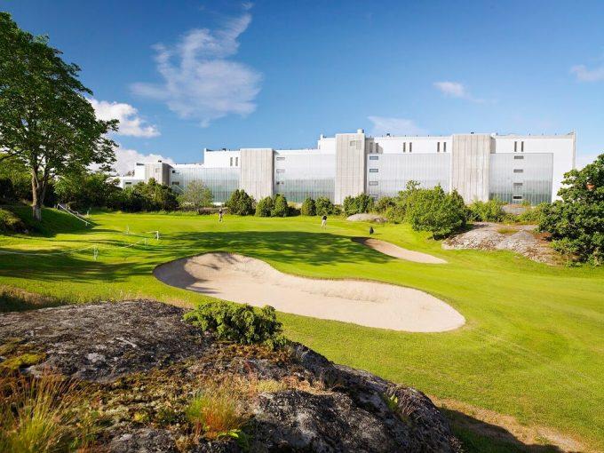 Strömstad Spa & Resort - Strömstads Golfbana