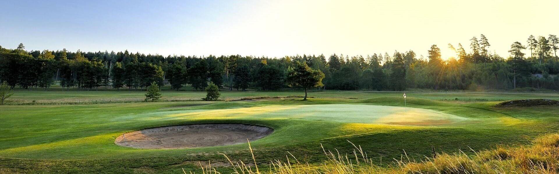 Golfpaket-se - Hotell och Golfklubbar med golfpaket i Sverige